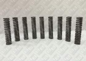 Комплект пружин (1 компл./9 шт.) для гусеничный экскаватор CASE CX130 (TG00027, 156960A1)