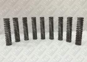 Комплект пружин (1 компл./9 шт.) для гусеничный экскаватор CASE CX350 (TG00025, LG00062)