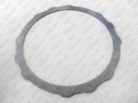 Пластина сепаратора (1 компл./1-4 шт.) для колесный экскаватор DAEWOO-DOOSAN S170W-V (113365, 352-00014)