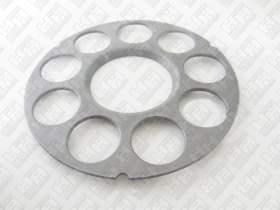 Прижимная пластина для колесный экскаватор DAEWOO-DOOSAN S170W-V (113353, 223-00024)