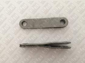 Рычаг шарнира распределительной плиты для колесный экскаватор HITACHI ZX170W-3 (9724756)