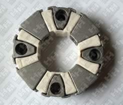 Эластичное соединение (демпфер) для колесный экскаватор HITACHI ZX190W-3 (4641504, 4700170, 4671573, FYB00000114, 4463992, 4702172, 4687331, TH4463992)
