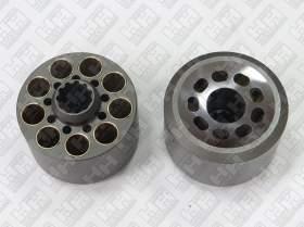 Блок поршней для колесный экскаватор HYUNDAI R170W-7A (XJBN-00807, XJBN-01048, XJBN-01047)