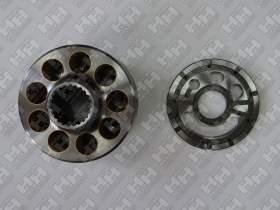 Блок поршней c распределительной плитой для гусеничный экскаватор KOMATSU PC220-7 (708-2L-06340, 708-2L-06350, 708-2L-06170, 708-2L-06180)