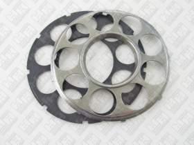 Прижимная пластина, пружина для гусеничный экскаватор VOLVO EC300D (VOE14596317, VOE14596318)