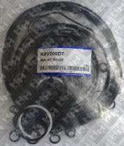 Ремкомплект для гусеничный экскаватор VOLVO EC460B (VOE14535388, VOE14533040, VOE14554877, VOE14600699, VOE14594333)
